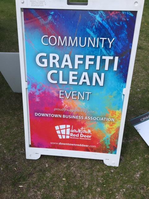 Graffiti Vandalism - The Central Alberta Crime Prevention Centre